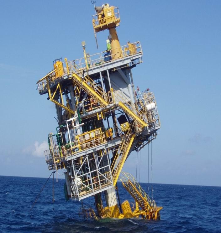 Cutting & Lifting Plan Engineering for PERTAMINA WMO KE-40 Platform