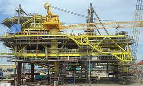 Heera Redevelopment Project for ONGC (India)