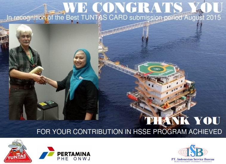 isb-eng.com HSSE Reward_PHE ONWJ 2015