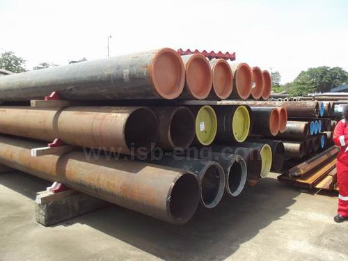 Installation Engineering of Gas Lift Pipeline Replacement For HESS Ujungpangkah