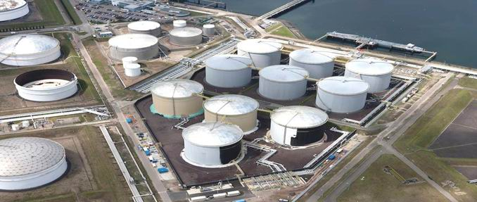 Crude Oil Storage Tank Detail Engineering for SHELL Indonesia